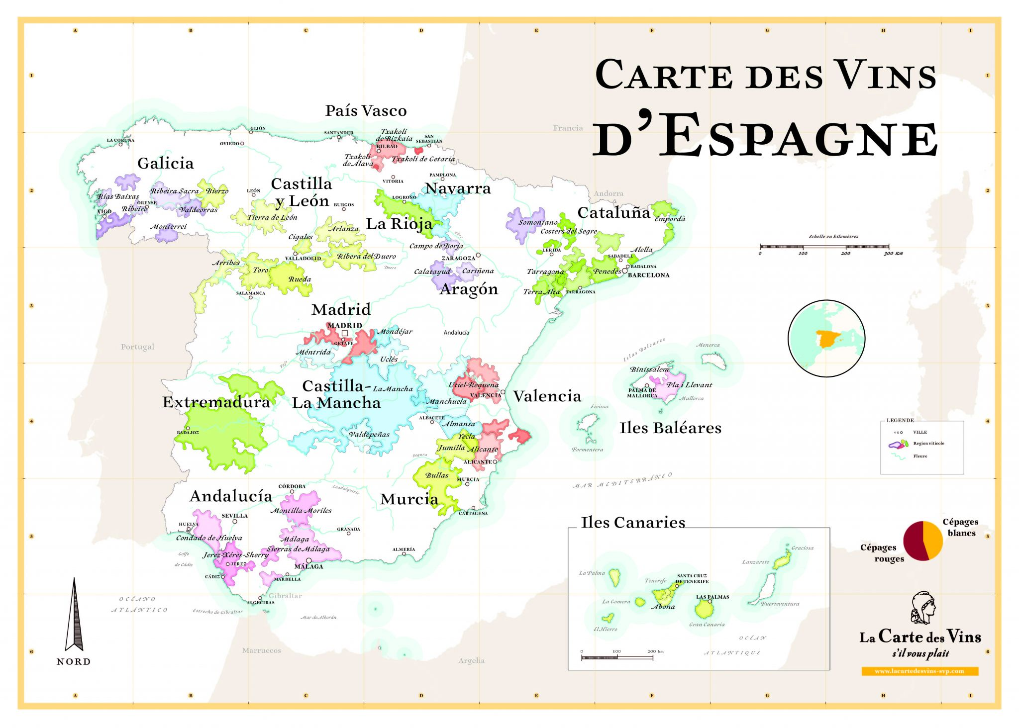 carte-vins-espagne-spain-wine-map